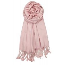淨色簡約風絲感圍巾