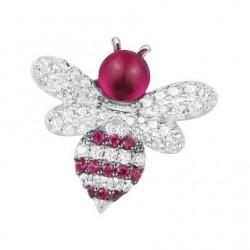 小蜜蜂女裝胸針